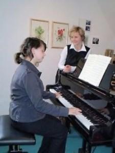 Klavierspielen Luebeck